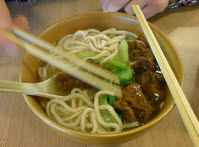 Noodles in China