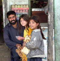 Afghanistan Family