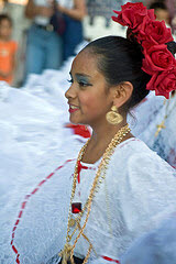 Folklorico Dancer
