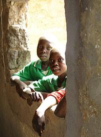 Cameroon Schoolkids