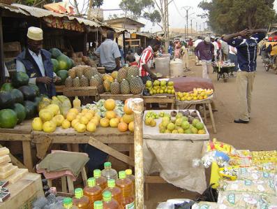 Cameroon Market