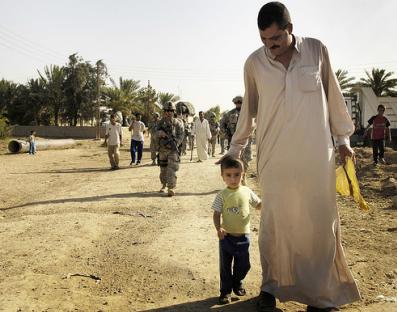 Baghdad Father