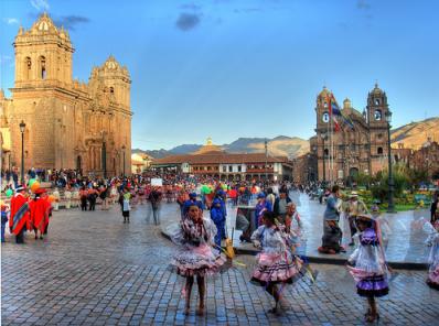peru town square