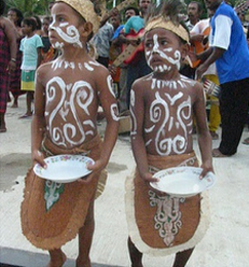 boys in papua new guinea