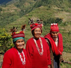 Philippine Mountain Tribe