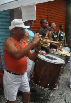 band in rio