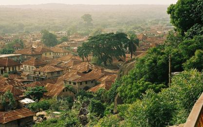 nigerian town
