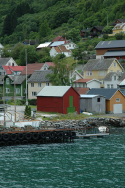 Norway Port