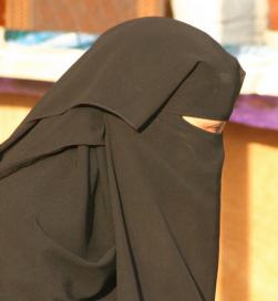 saudi lady