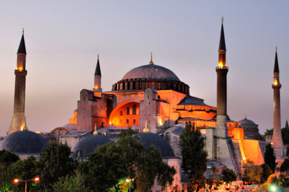 Mosque in Turkey