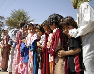 Missions Launch » Blog Archive » Iraq: Etiquette, Customs